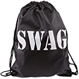 SWAG BAG COPS AND ROBBERS THIEF BURGLAR ACCESSORY CONVICT FANCY DRESS