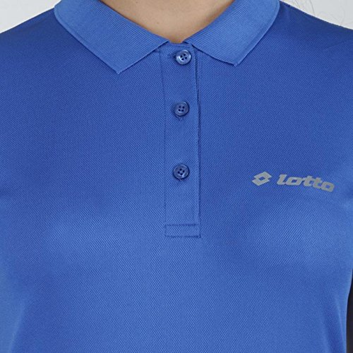 Lotto Men's Plain Regular Fit T-Shirt (C910292-041_Royal Blue_Medium)