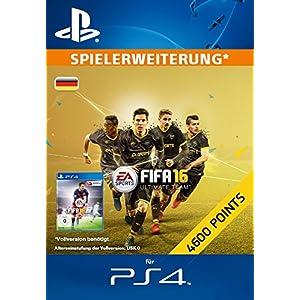 4600 FIFA 16 Ultimate Team Points [Zusatzinhalt][PS4 PSN Code – deutsches Konto]