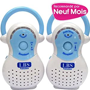 L B S Medical - BABY PHONE - Emetteur Récepteur