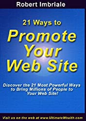 21 Ways to Promote Your Web Site