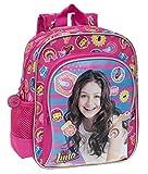 Disney 3392151 Yo Soy Luna Mochila Infantil, 6.44 litros, Color Rosa