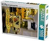 Ein Motiv aus dem Kalender Gold - Schätze der Kunstkammer Wien 1000 Teile Puzzle hoch (CALVENDO Kunst)