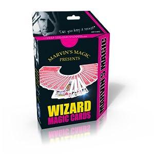 Tarjetas Mago Magia de Marvin Importado de Inglaterra