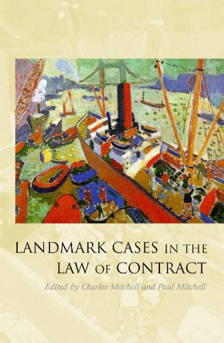 Landmark Cases in the Law of Contract (English Edition)
