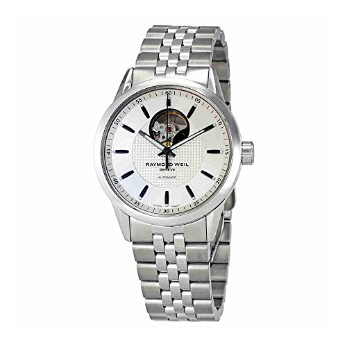 Raymond Weil Freelancer Silver Dial Automatic Men's Watch 2710-ST-65031