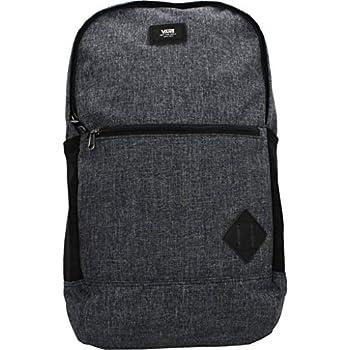 69f331981e8 Vans Van Doren III Backpack Casual Daypack, 52 cm, 29 L, Heather Black  Suiting