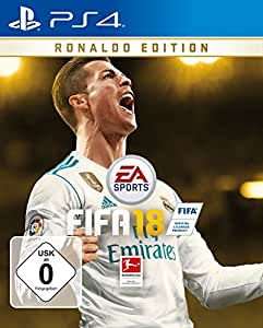 FIFA 18 - Ronaldo Edition - [PlayStation 4]
