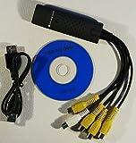 USB2.0-DVR Capture 4CH PAAU002B/PAUD002 ID6876