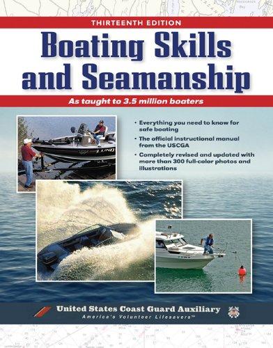 Boating Skills and Seamanship (EBOOK) (English Edition) -