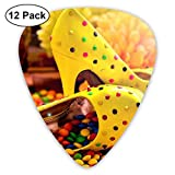 Candy Shoes Classic Guitar Pick (12 Pack) for Electric Guita Bass