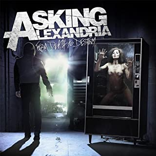 Asking Alexandria - From Death To Destiny [Japan CD] TRVE-88 by Asking Alexandria