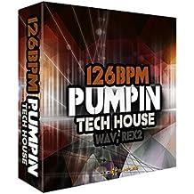 126 BPM Pumpin Tech House - 1351 Hohe Qualität Loops & Samples - ist die derzeit am Meisten angesagte Soundkollektion. Das Sample Klima sind vor allem Techno, House, Minimal m... [WAV] [DVD non-BOX]