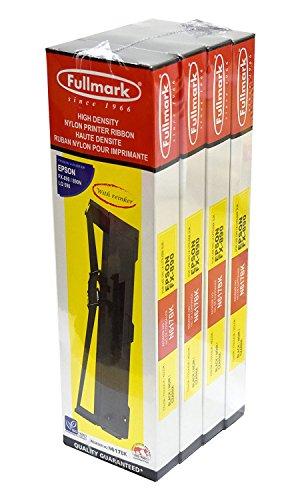 Fullmark N617BK - Cinta nailon alta densidad impresora