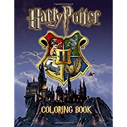 Harry Potter Coloring Book: Exclusive Coloring Pages For Kids