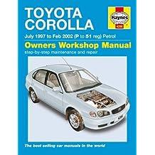 2002 Toyota Corolla - Amazon.es