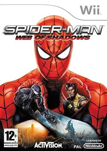 Spider-Man: Web Of Shadows (Nintendo Wii) [Import UK] (Spiderman Web)
