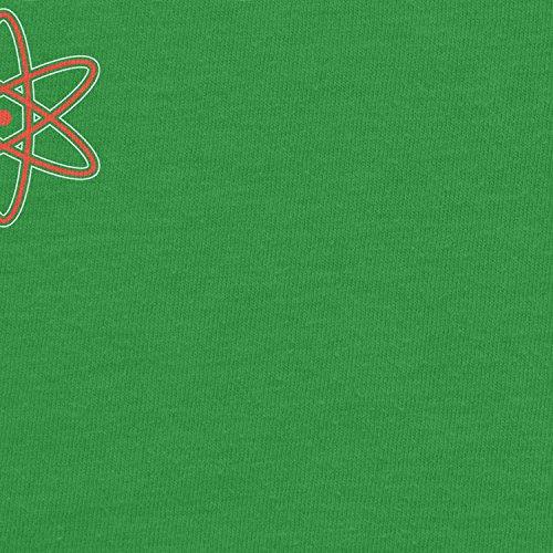Planet Nerd - Everything happens for a Reason - Damen T-Shirt Grün