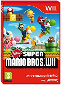 New Super Mario Brothers (Wii)