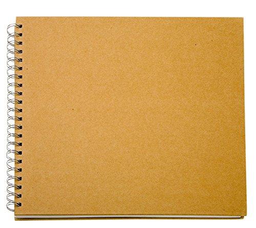 VBS Ringbuch-Album 30,5 x 30,5 cm Pappmachà Fotoalbum Ringbuch Rezeptbuch,