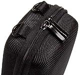 Baxxtar Pure Black Größe L Kameratasche schwarz (Schultergurt und Gürtelschlaufe) für Sony HX60 HX90 HX95 HX99 - Panasonic TZ81 TZ71 - Canon SX730 SX740 Vergleich