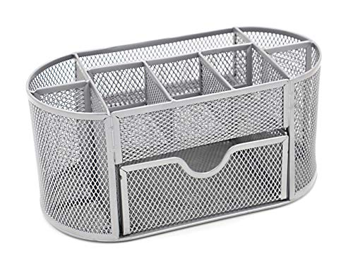 Mesh Office Desk Tidy Organiser ...