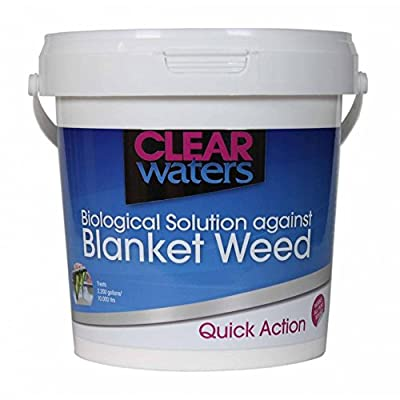 Nishikoi Clear Waters Pond Blanketweed Treatment 1 litre