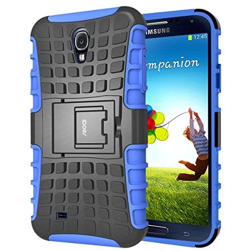 iDoer-Samsung-Galaxy-S4-Funda-Galaxy-S4-Case-Carcasa-Cases-caso-armor-doble-capa-hbrida-con-soporte-Cscara-de-Cubierta-de-Silicona-Protectora-para-Samsung-Galaxy-S4