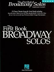 The First Book of Broadway Solos: Tenor Edition by Joan Frey Boytim (1997-09-01)