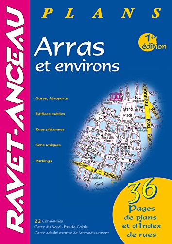 Guide-plans Arras et environs