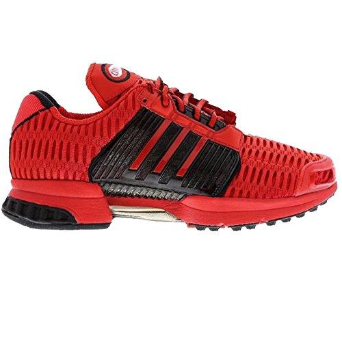 Running Schuhe Herren Adidas (Adidas Climacool Herren Outdoor Fitnessschuhe Running Rot-Schwarz Größe 43 1/3)
