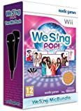 We Sing Pop + 2 Mics[import anglais]