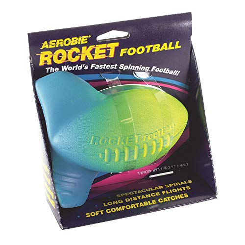 elliot 3000050 Aerobie Rocket Football 15 cm Durchmesser