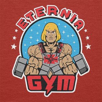 Texlab–Eternia Gym–sacchetto di stoffa Rot