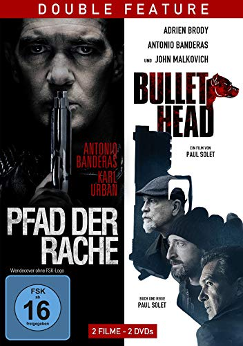Pfad der Rache / Bullet Head [2 DVDs]