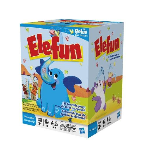 Hasbro Juegos Infantiles Elefun 05294175