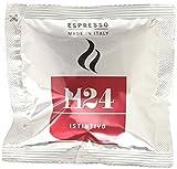 150 Kaffeepads Caffe H24 Instinctive - 100% Robusta-Kaffee - starken geschmack