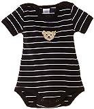 Steiff Unisex - Baby Body 0008733, Gr. 74, Blau (marine 3032)