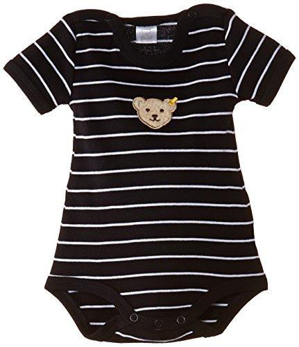 Steiff Unisex - Baby Body 0008733, Gr. 68, Blau (marine 3032)