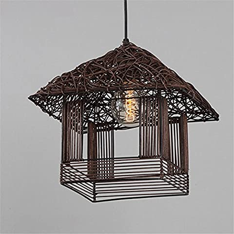 GBT Restaurant balcon Chalet Lustre? Lampes LED, lumière chaude, éclairage Blanc, lustres, Lampes de lumières d'intérieur, extérieur, Lampes de mur?, café