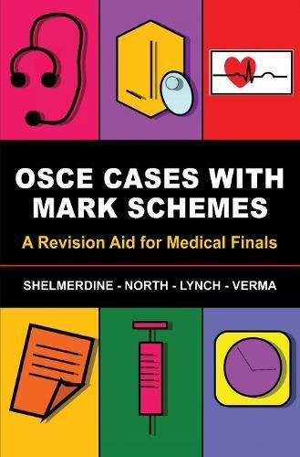 OSCE Cases with Mark Schemes Cover Image