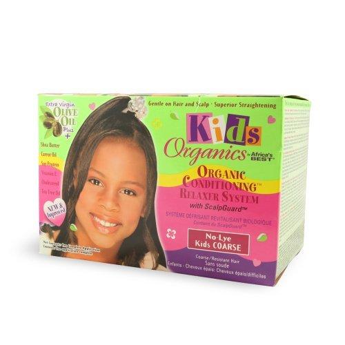 Africas Best Organics Kids Relaxer System - coarse