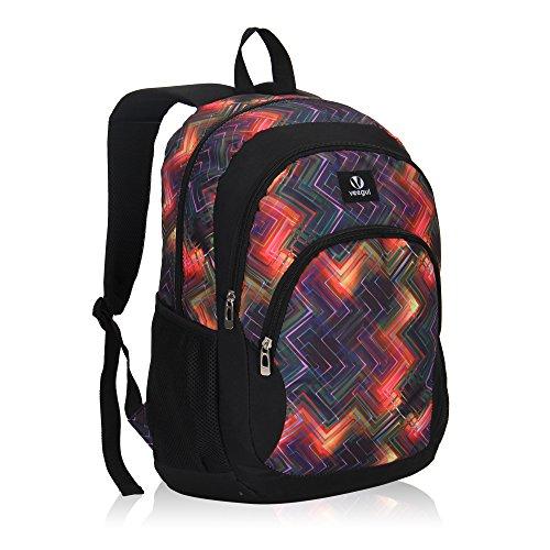 Imagen de veevan school bags  para niños  para universitarios  para portátil para niñas impresión 2 alternativa