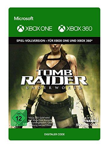 Tomb Raider: Underworld | Xbox One/360 - Download Code (360-download Xbox Spiele)