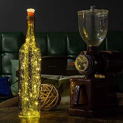 Flaschen-Licht-HUAFA-Weinflaschen-Lichter