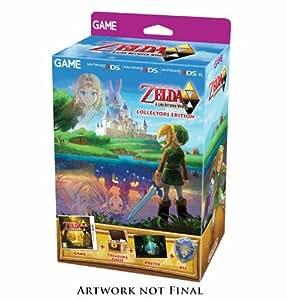 Zelda A Link Between Worlds Collector's Edition