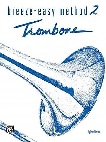 Breeze Easy T-Bone/Bari Bk 2 --- Ensemble Mixte : Trombone Baryton --- Alfred Publishing