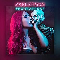 New Years Day | Format: MP3-DownloadVon Album:SkeletonsErscheinungstermin: 9. November 2018 Download: EUR 1,29