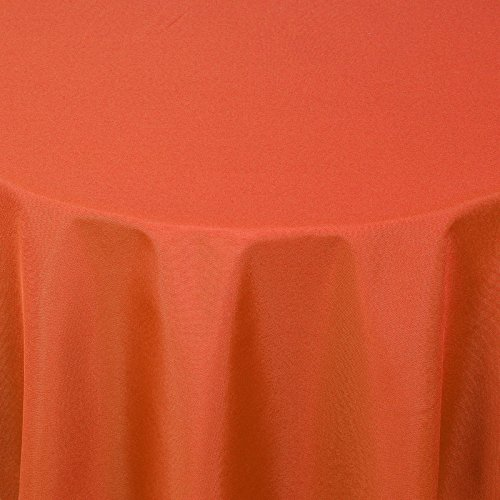 Mantel damasco Uni con dobladillo, rectangular ovalado REDONDO tamaño y color elegir–PREMIUM...