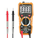 Digital Multimeter Janisa PM18C AC DC Voltage Current Tester Non-contact Voltage Test Temperature